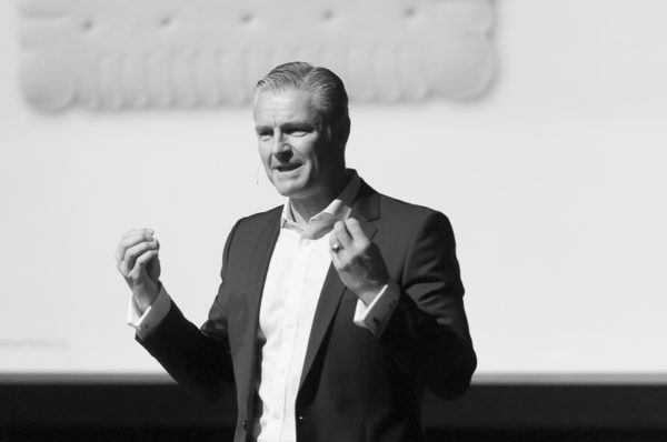 Karsten Klepper auf dem Employer Branding Summit 2016